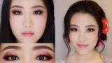 Що передбачає китайський макіяж?
