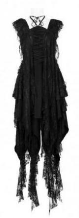 Сукня у стилі рок - особливості, цікаві ідеї і моделі