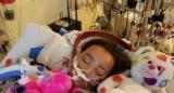 Через свинячого грипу у 10-річної дівчинки відмовили обидва легенів