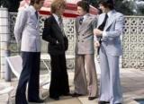 Штани-кльош чоловічі: історія виникнення, мода 70-80-х років, останні модні тенденції