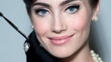 Як зробити макіяж Одрі Хепберн?