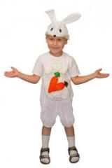 Новорічний костюм кролика. Фото, інструкція