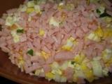 Яєчний салат для бутербродів